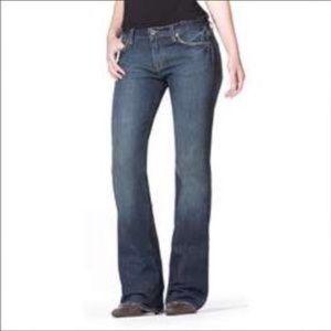 Lucky Brand Sundown Wide Leg Jeans NWT